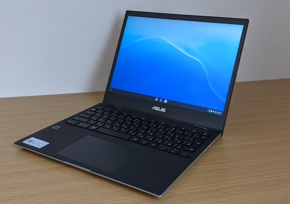 ASUS Chromebook Flip CM3 ディスプレイ