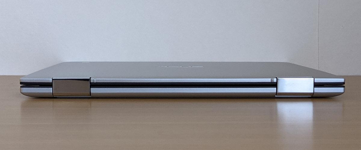 ASUS Chromebook Flip CM3 背面