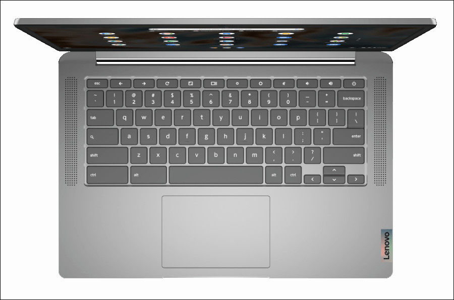 Lenovo IdeaPad Silm 360 Chromebook