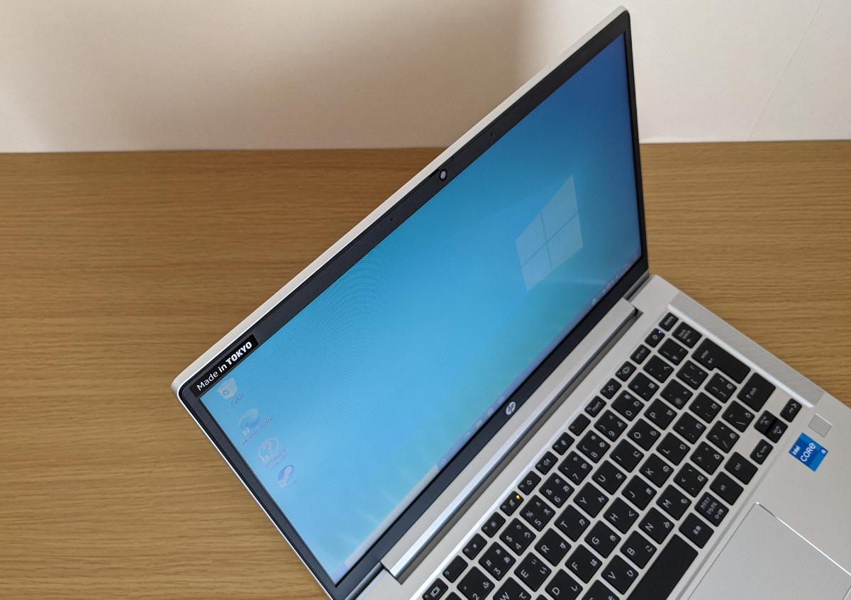 HP ProBook 430 G8 TN液晶