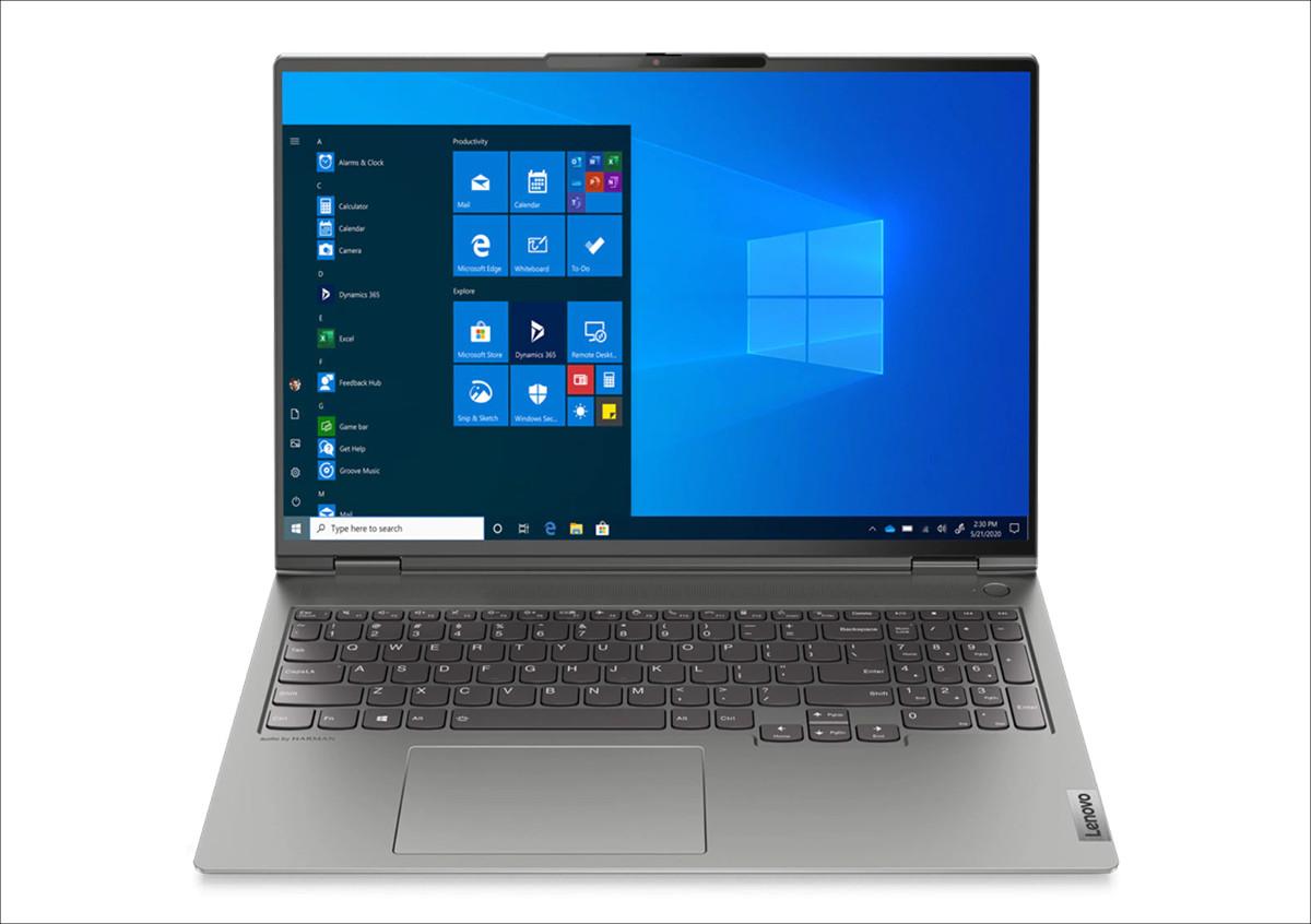Lenovo ThinkBook 16p Gen 2 (AMD)