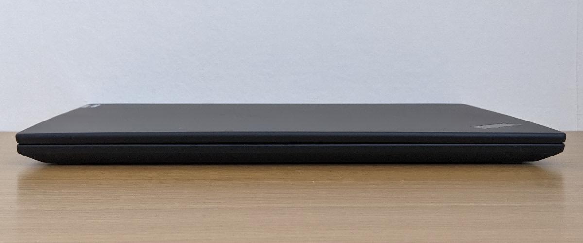 Lenovo ThinkPad X13 Gen 2 前面