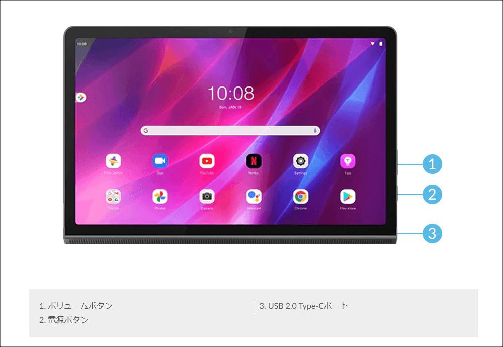 Lenovo Yoga Tab 11 / Yoga Tab 13