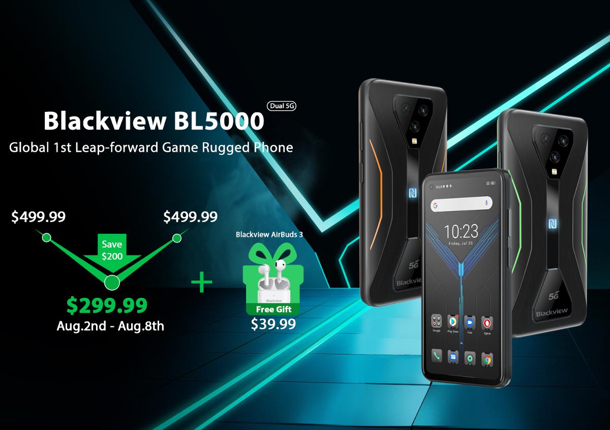 Blackview BL5000 5G