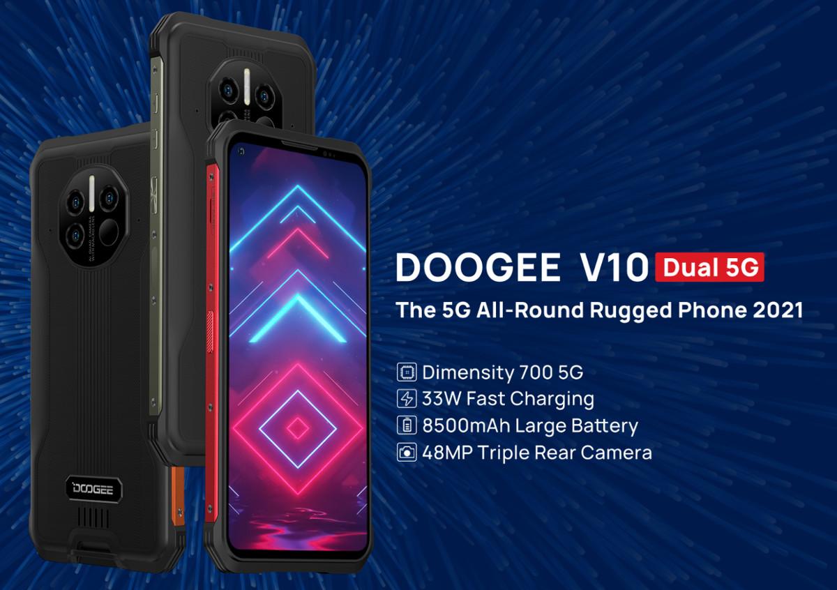 DOOGEE V10