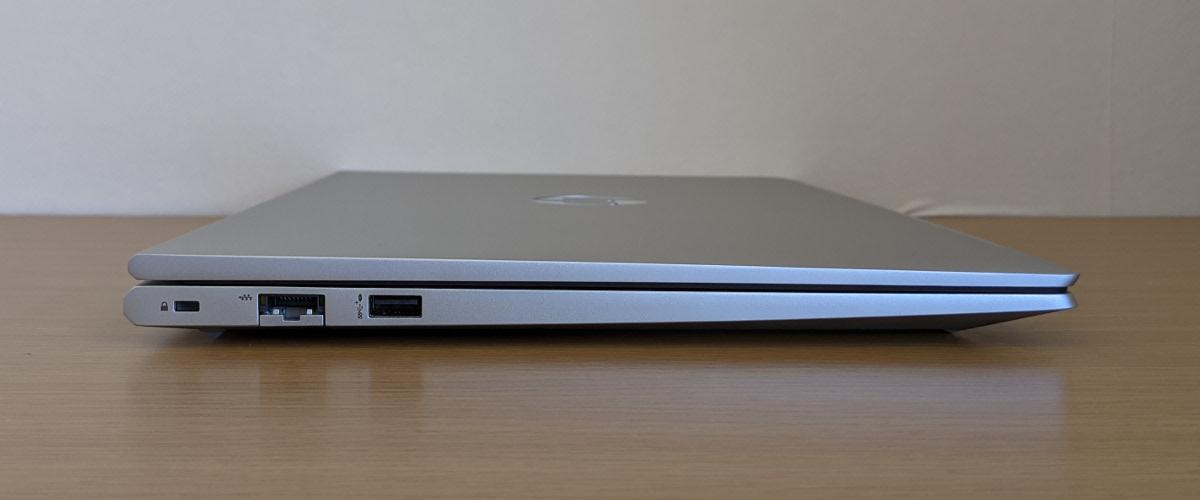 HP ProBook 450 G8 左側面