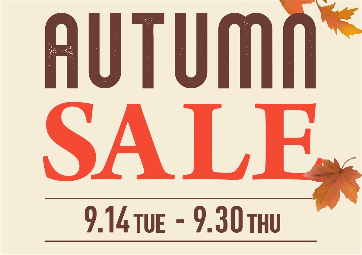 ASUS Store Autumn Sale
