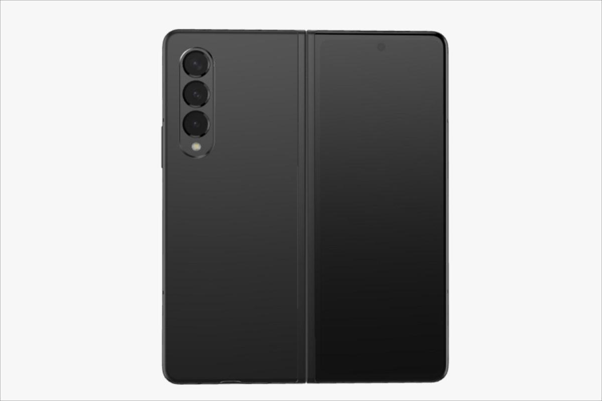 Galaxy Z Fold 3 5G