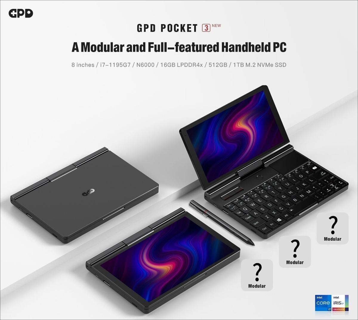 GPD Pocket 3