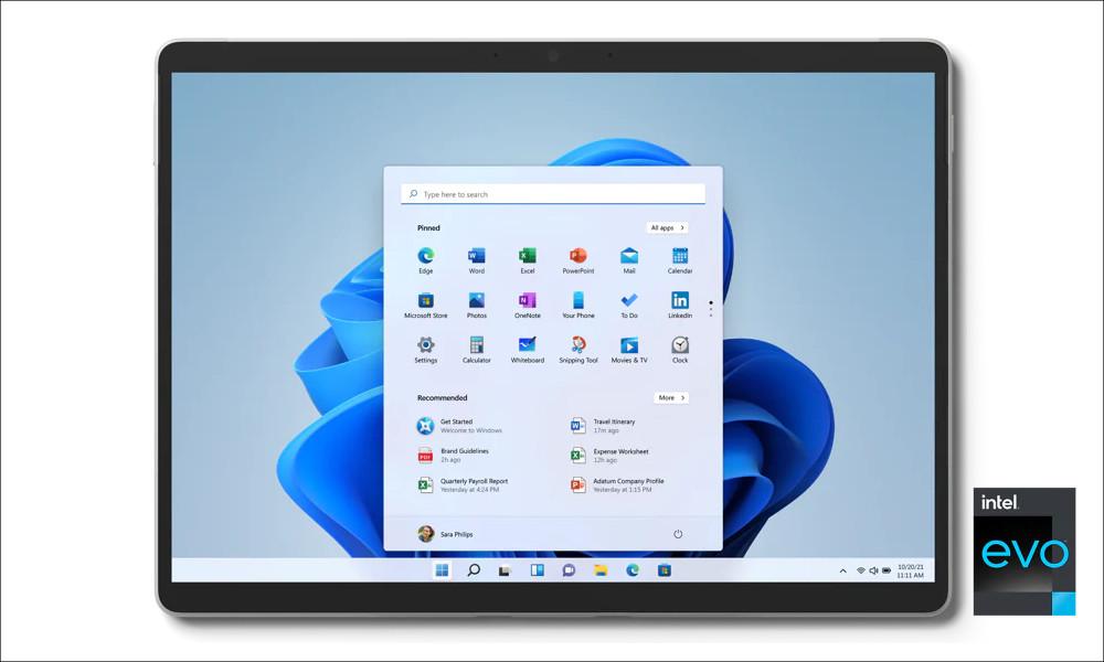 Microsoft Surface Pro 8