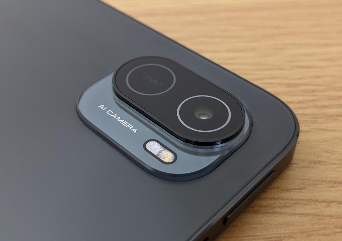 Xiaomi Pad 5 カメラ